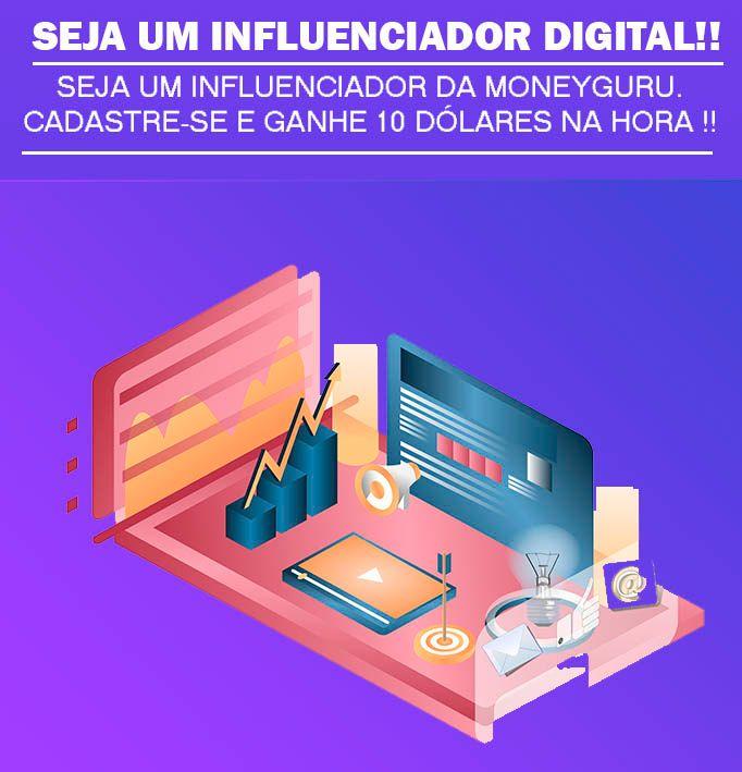 Seja um Influenciador Digital - wendelalisson | ello