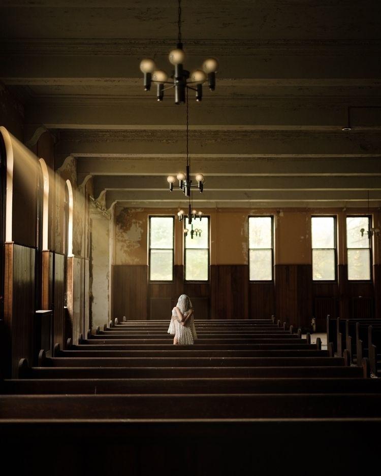 ghost - abandoned, church - jessemurch | ello