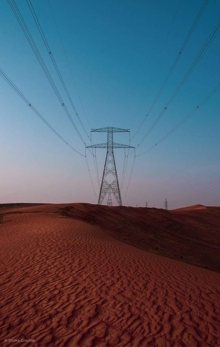 Dubai desert - savie | ello