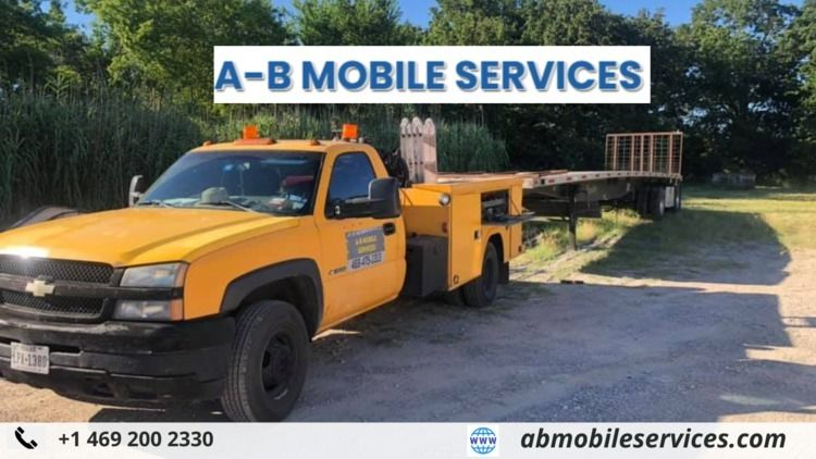 Commercial Roadside Assistance  - abmobileservices   ello
