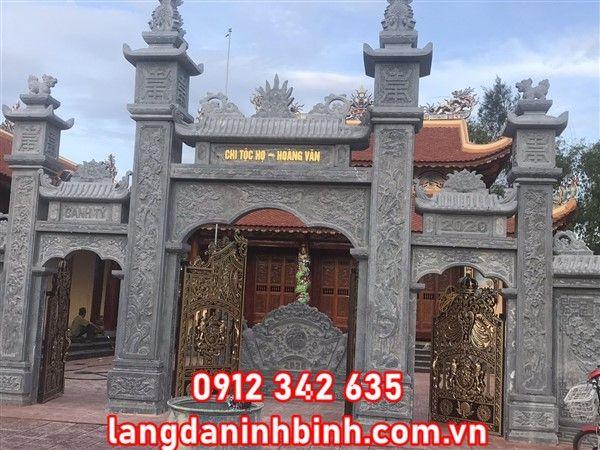 Các mẫu cổng nhà thờ họ đẹp bằn - langdaninhbinh635 | ello