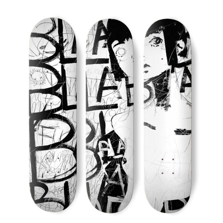 time designed skateboards. Qual - diegogabriele | ello