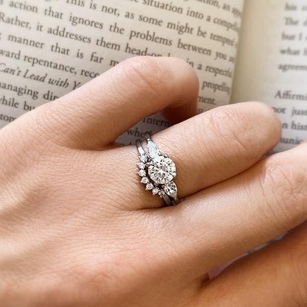 Buy Unique Diamond Engagement R - vanscoydiamonds | ello