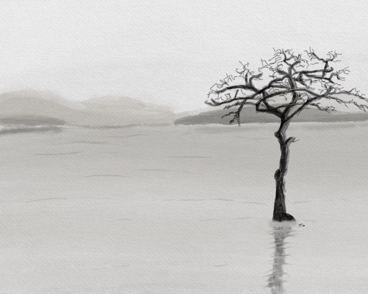 digital painting procreate - Art - tamouse | ello