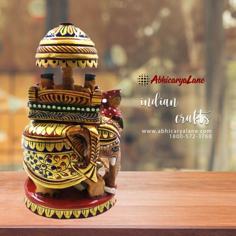 Abhicarya Handcrafted Wooden Ar - abhicaryalane | ello