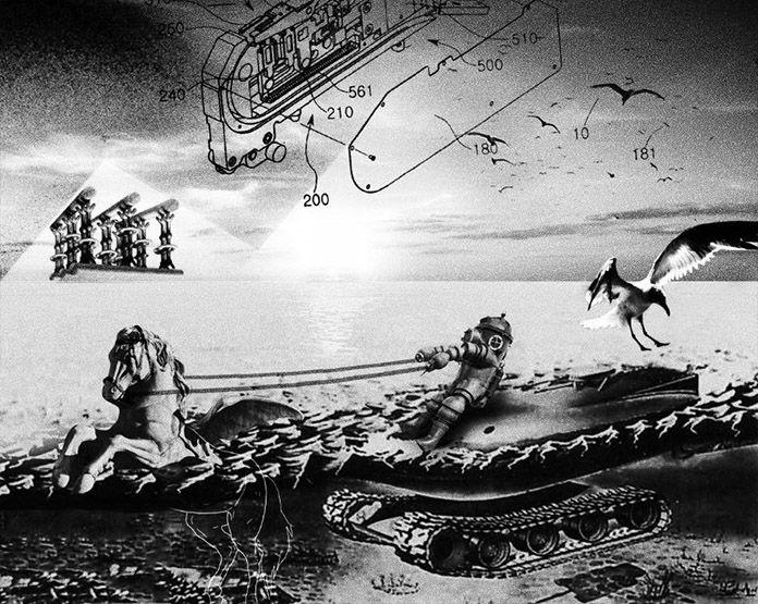 'Nautical Harness' [2011 - digital - mosquitophobic | ello