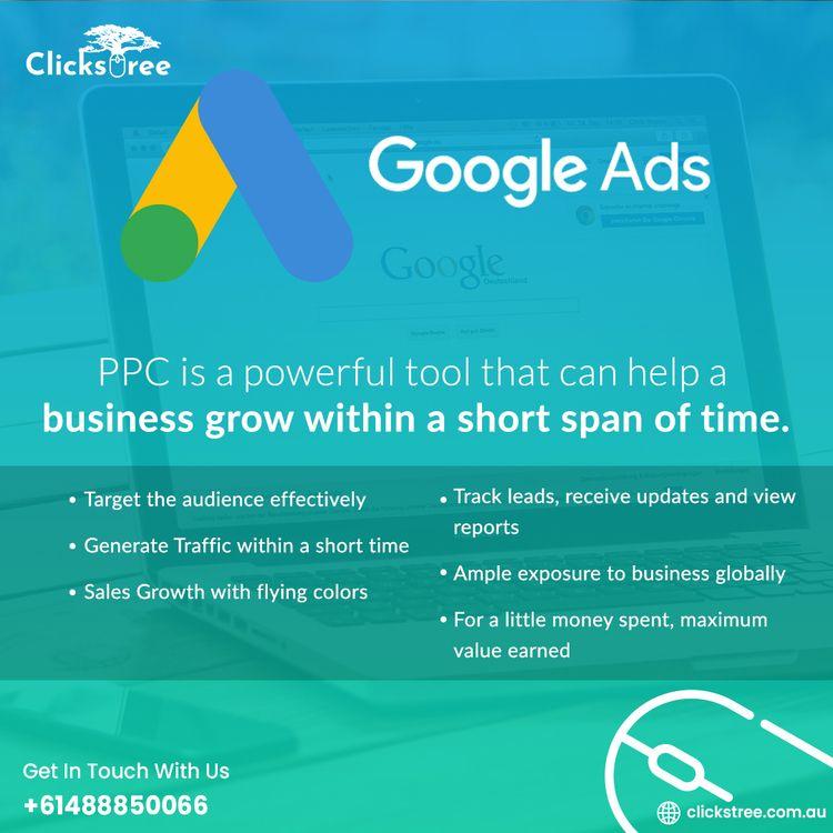 Google AdWords Specialist Victo - clickstree | ello