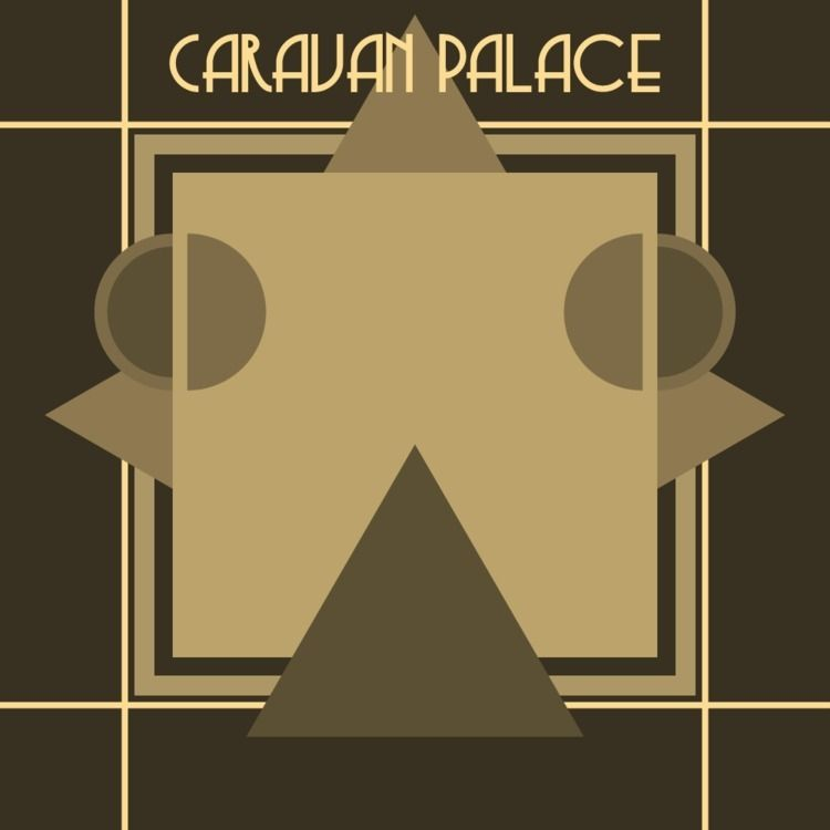 Album Art ReImagined 'Caravan P - gareth-carter | ello