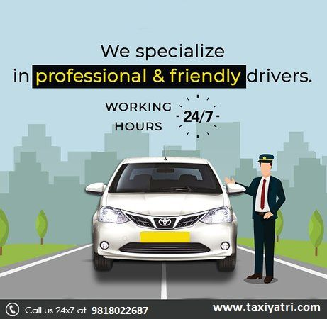 Book local taxi service Delhi l - taxiyatrinoida | ello