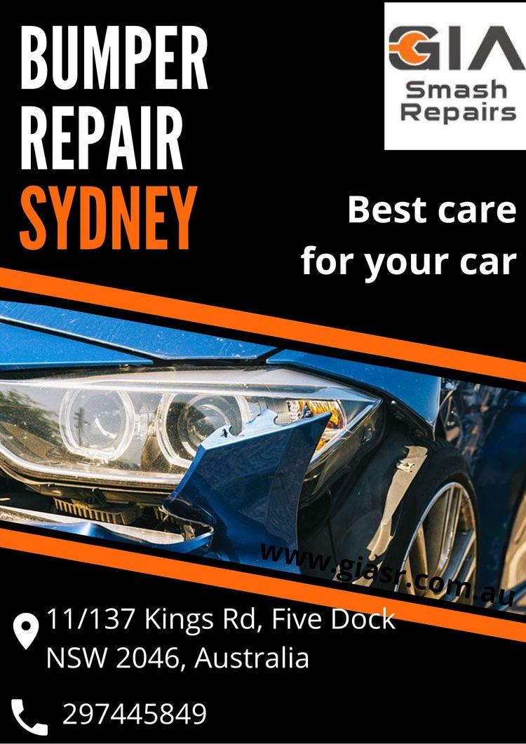 Bumper repair Sydney bumper ser - giasr | ello