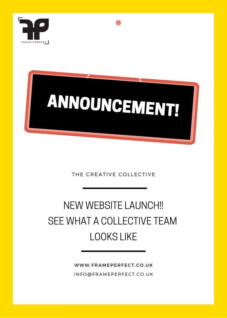 Redesigned Website, love feedba - frameperfect | ello