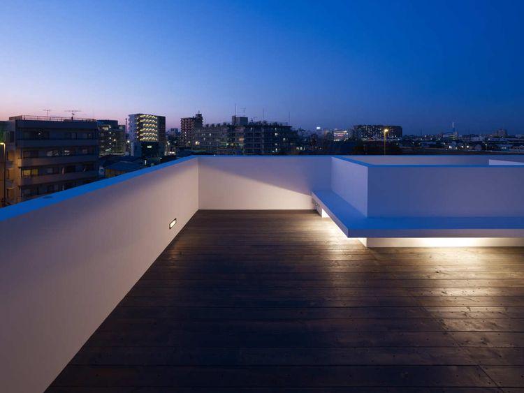 House Aoto — High Land Design T - mooponto   ello