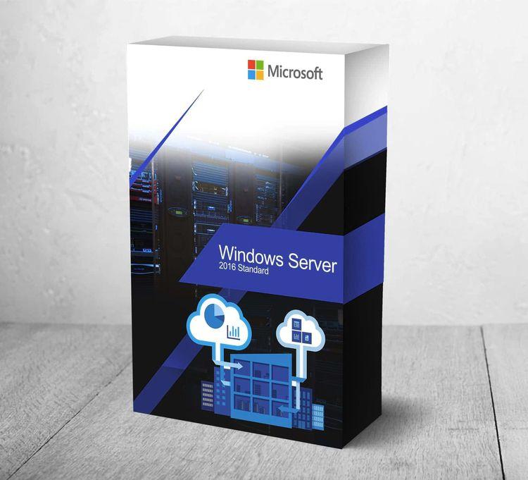 Microsoft Windows Server 2016 S - impkeys | ello