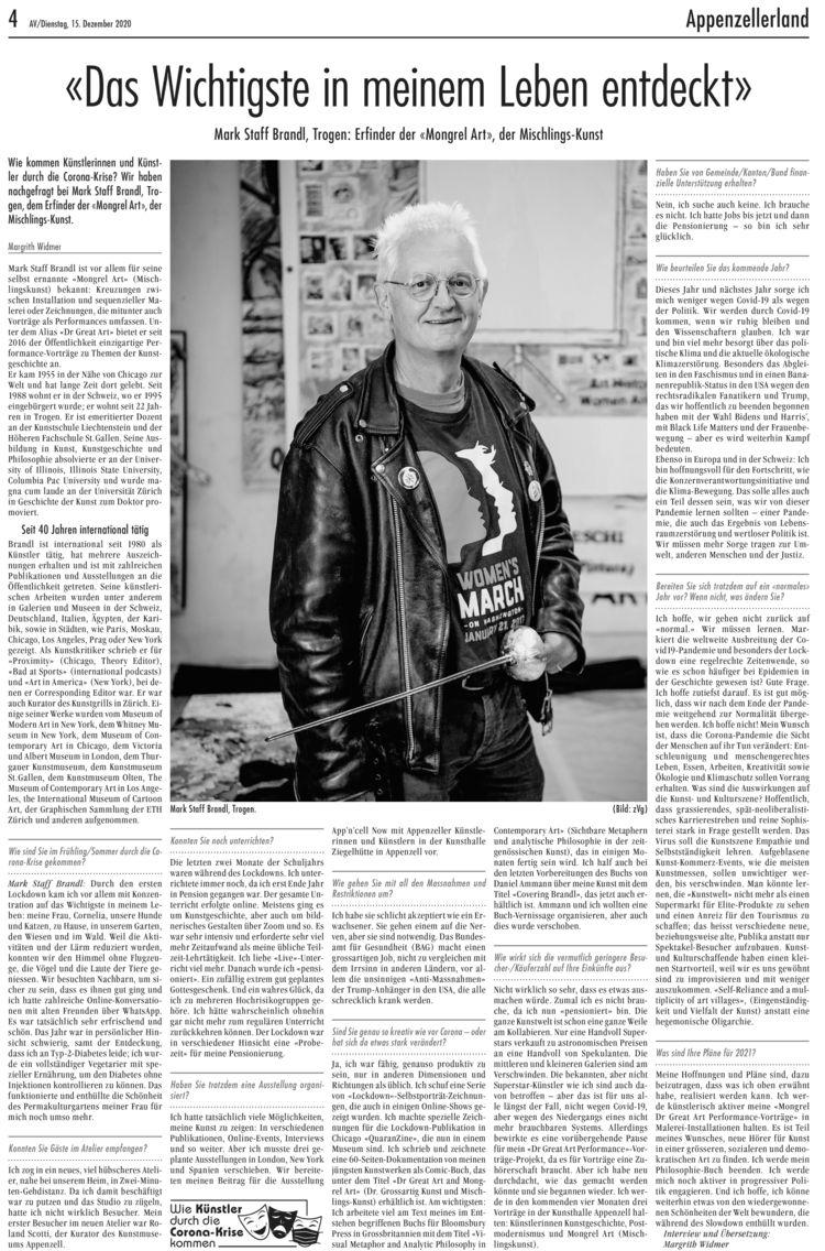 Interview mit mir, dieses Mal z - markstaffbrandl55 | ello