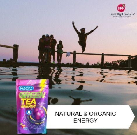 Restorz:registered: Green Tea E - healthrightproducts | ello