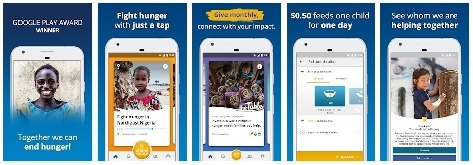 ShareTheMeal Первое в мире приложение против голода Ello-optimized-29005809