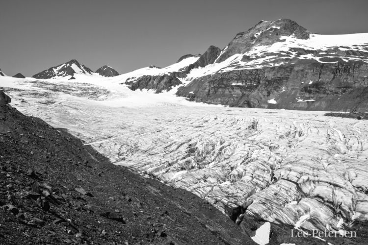 Worthington Glacier Ridge Trail - lwpetersen | ello