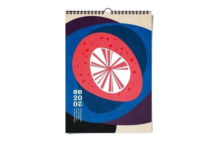 Calendar 2020 – Pattern design  - piakolle | ello