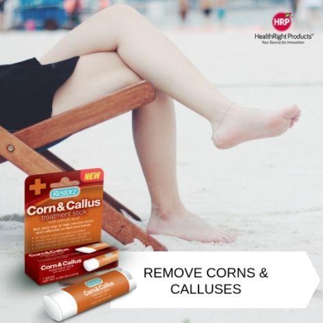 Corn/ Callus Stop Ointment Stic - healthrightproducts | ello