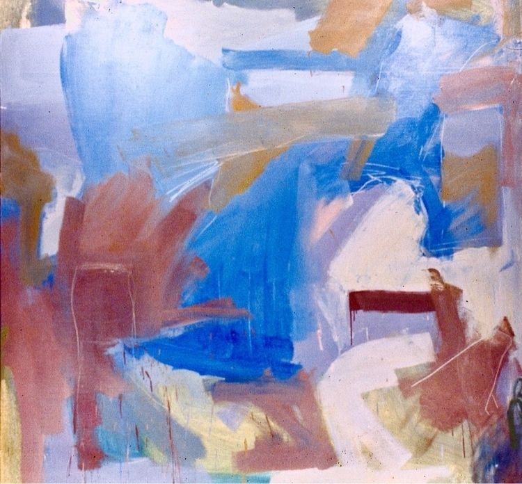 Painting canvas 5X5 ft 1969 - dnick724   ello