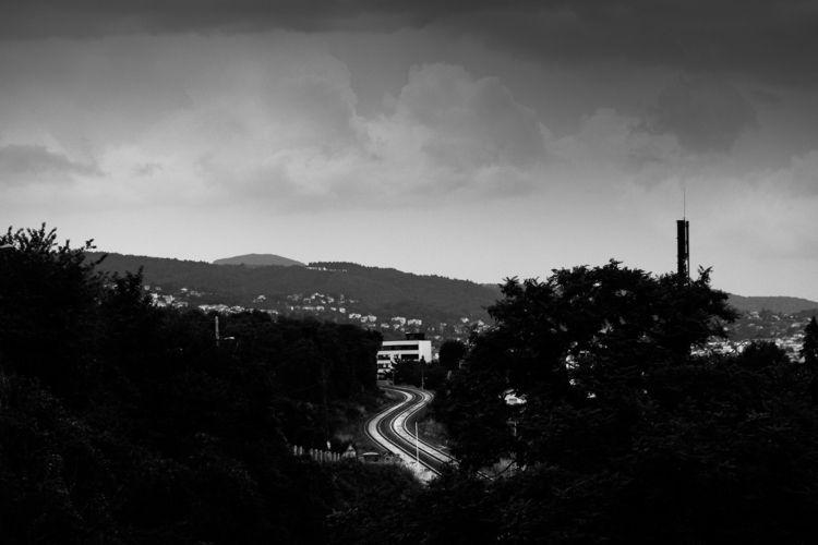 evening France, summer 2017 - stormy - yannkerveno | ello