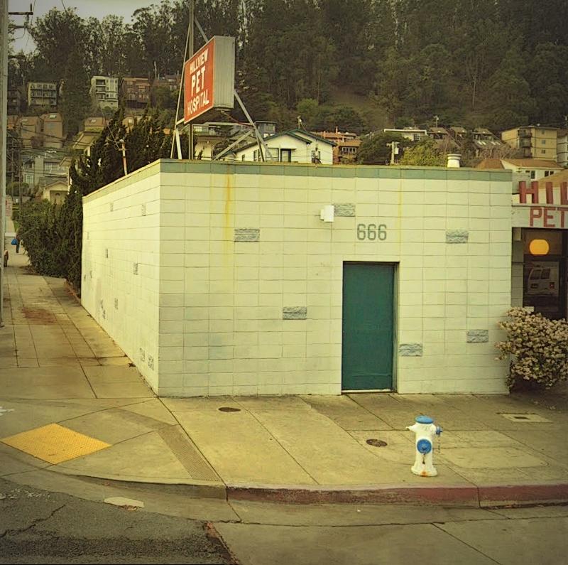 Walls / San Pablo Avenue, Alban - dispel | ello