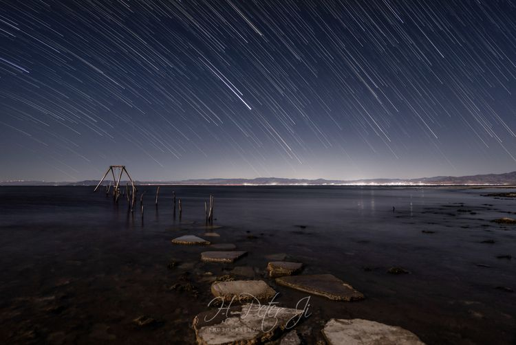 media frenzy Night sky Salton S - scorpioonsup | ello