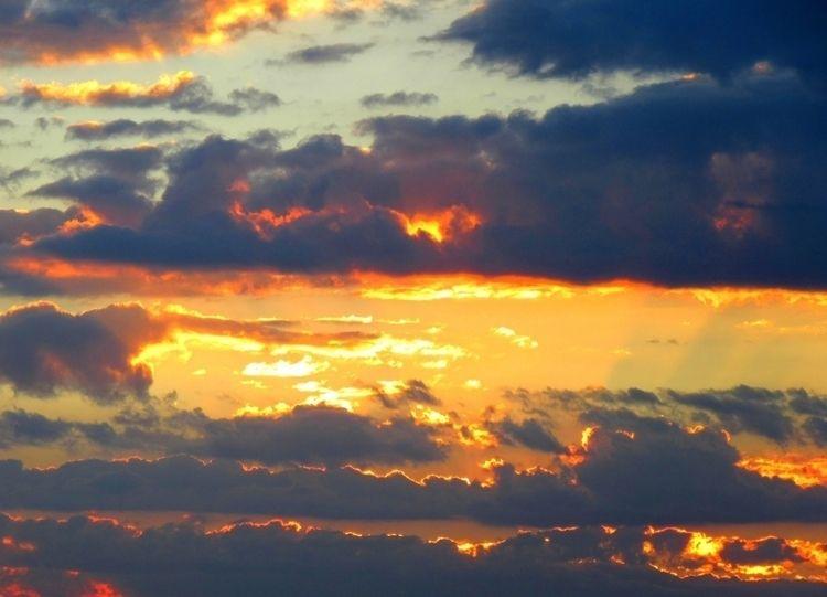 Solstice 2020 sunset Nature: To - ladymaja | ello