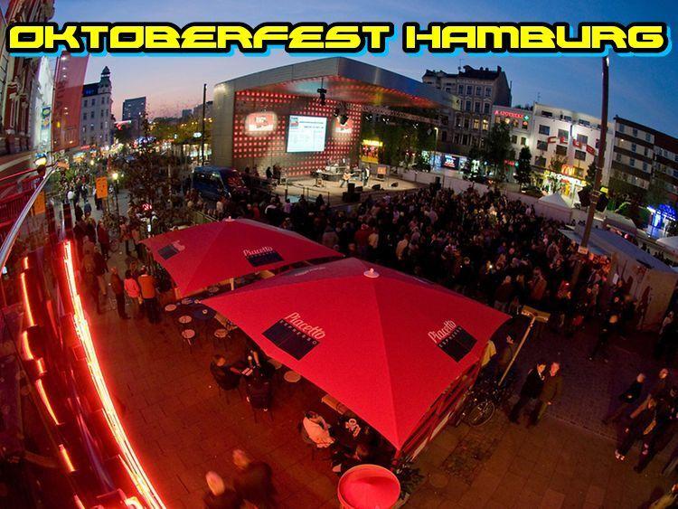 Oktoberfest/Wiesn 2021 Hamburg  - golflounge | ello