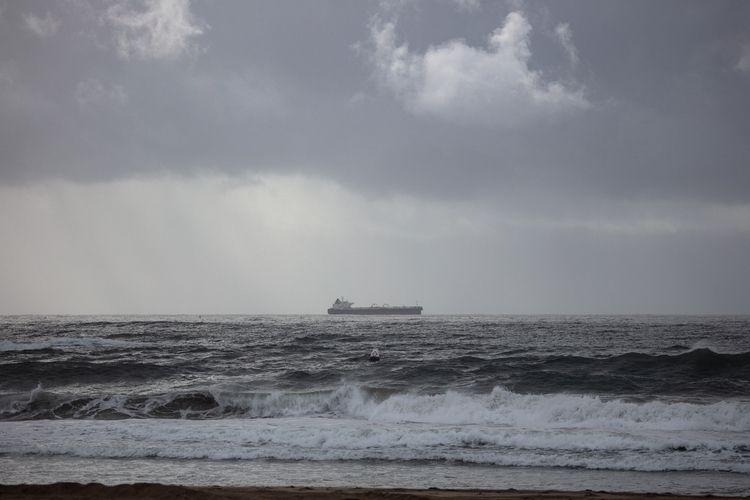 Storm Tanker Yesterday, spent d - tchickphoto   ello