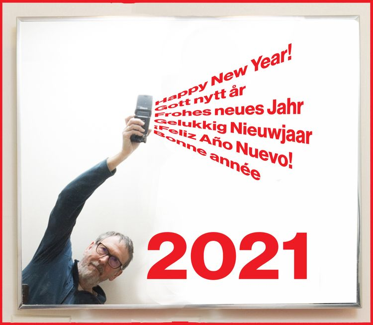 Happy year - fab 2021 - junwin | ello