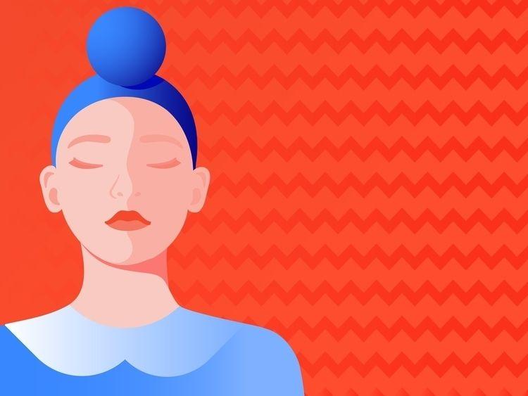 illustration Storytel podcast s - katotrofimova | ello