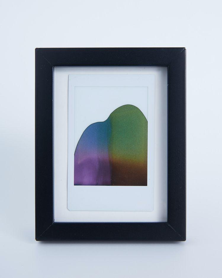 Framed Polaroid Justin Atkins $ - justinatkins   ello