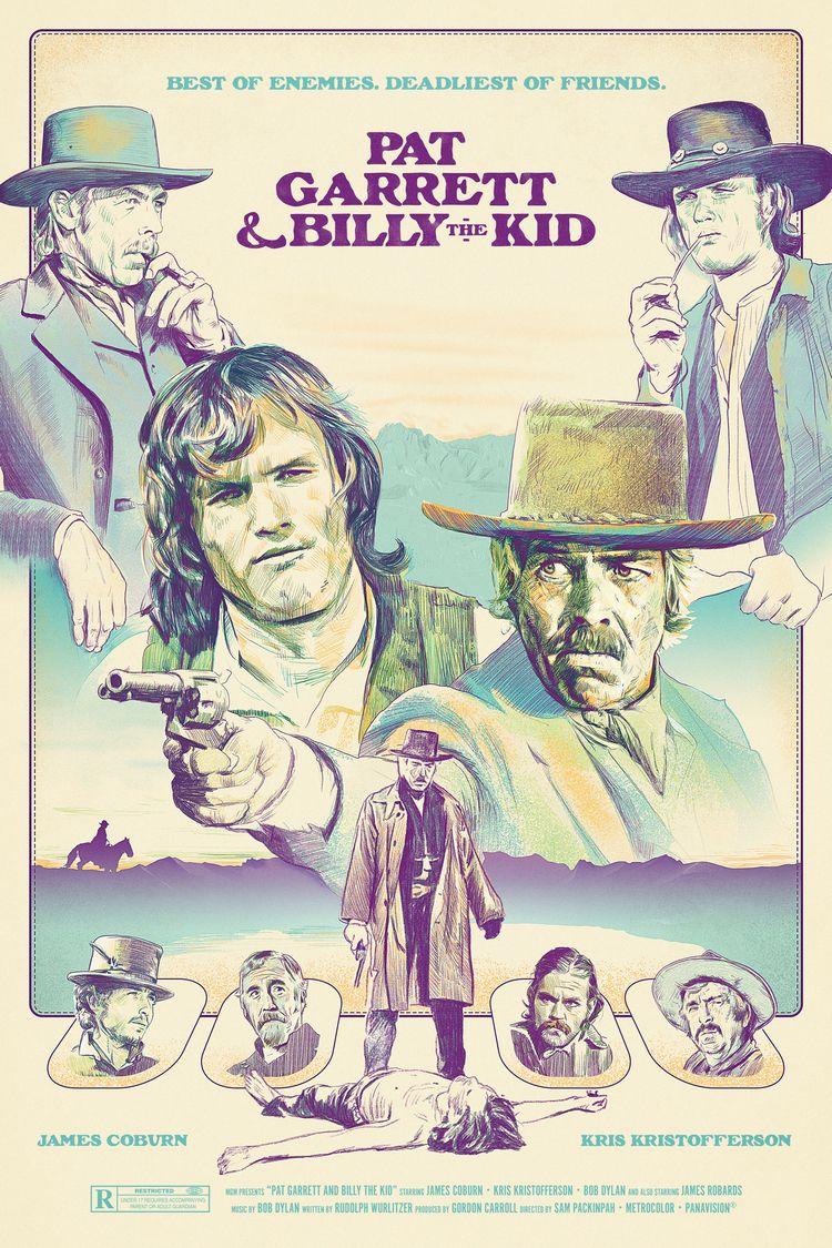 Sam Pat Garrett Billy Kid (1973 - studioralston   ello