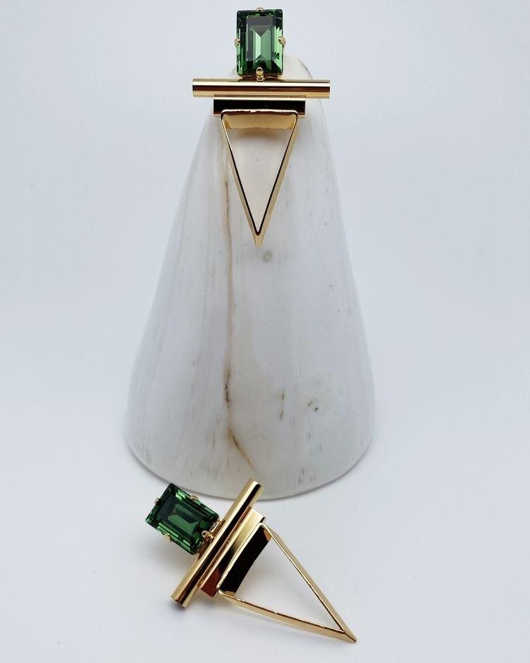 Earrings Monad Design - monad_design   ello