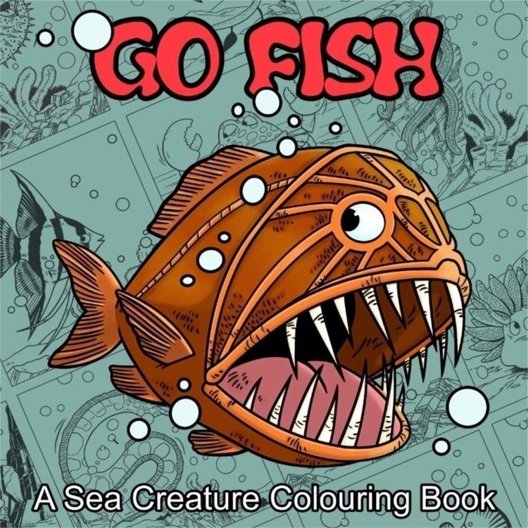 published Amazon KDP - Fish Sea - dave_windett | ello
