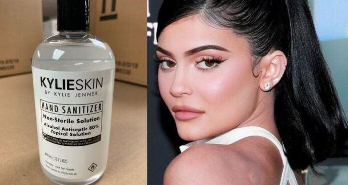 Kylie Jenner Hand Sanitizer Fac - peterjeson | ello