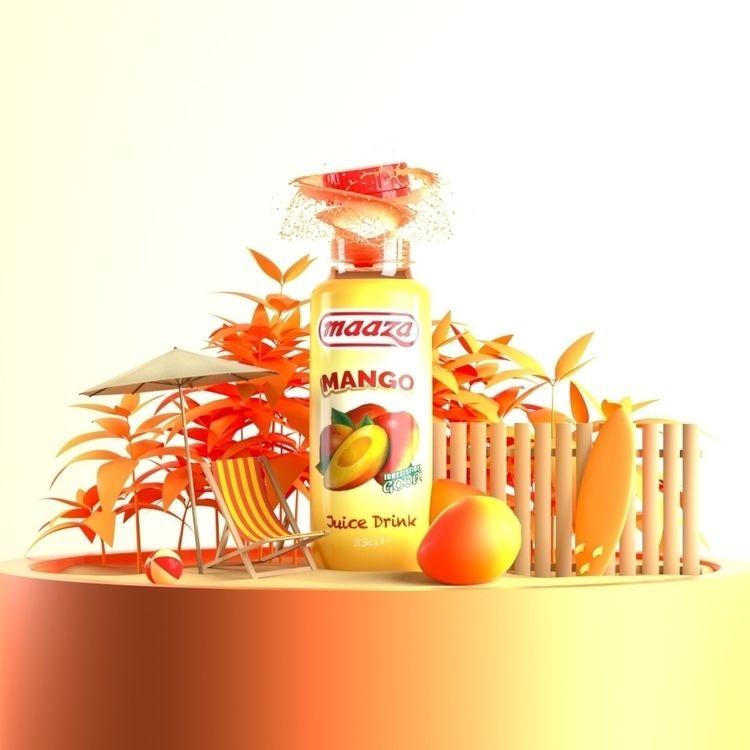 Maaza Mango - delanoklee | ello