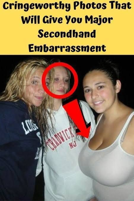 Cringeworthy Photos Give Major  - sophia231 | ello