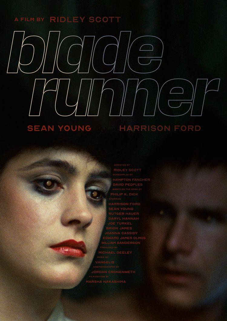 Film poster Blade Runner (USA,  - mathieuvancamp | ello