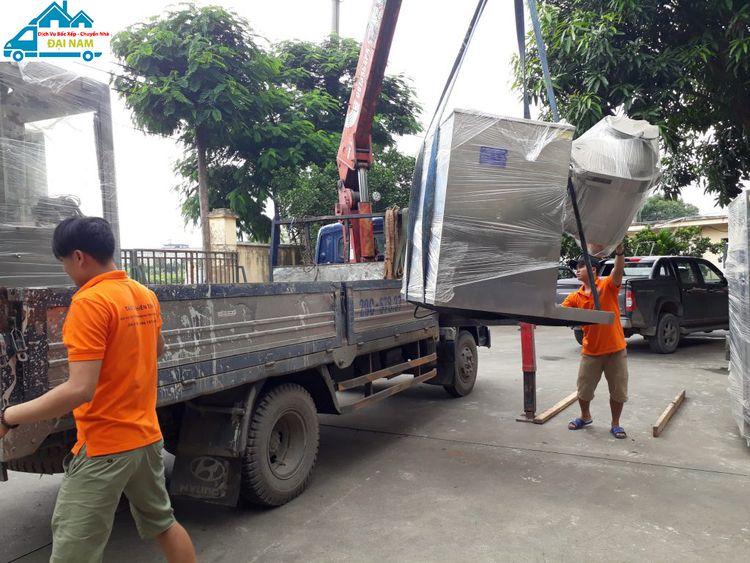 Dịch vụ chuyển kho xưởng trọn g - chuyennhadainam | ello
