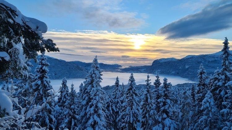 View fjord - espengya | ello