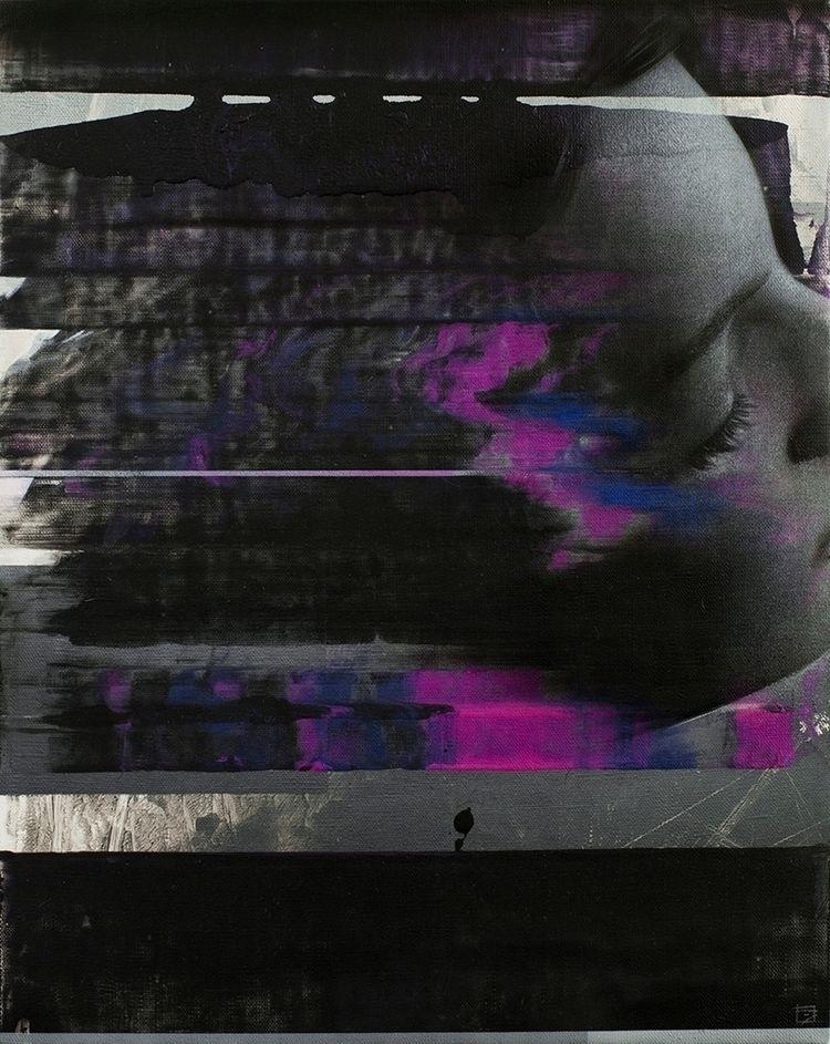 Escaped dreams, 2020, acrylic\m - edgarinvoker | ello