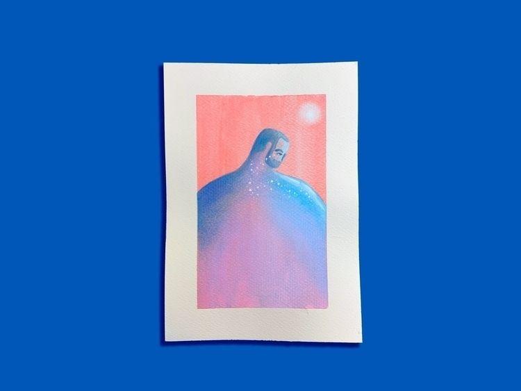 Blue monday - enriquelarios | ello