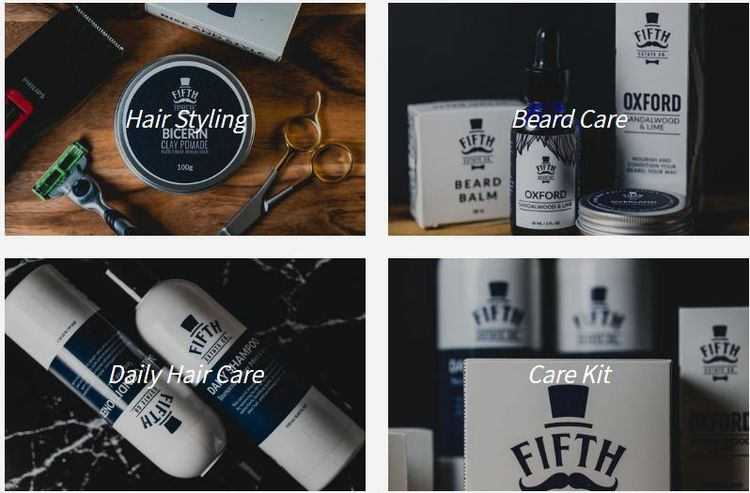 Beard Products Australia Estate - fifthestateco | ello
