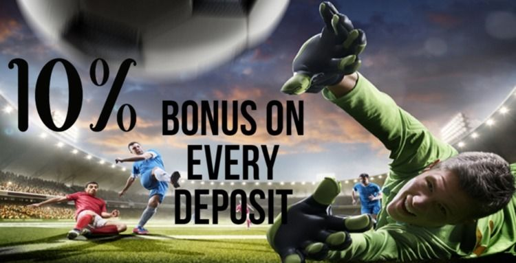 ATMBET find amazing 10% Deposit - atm_bet   ello