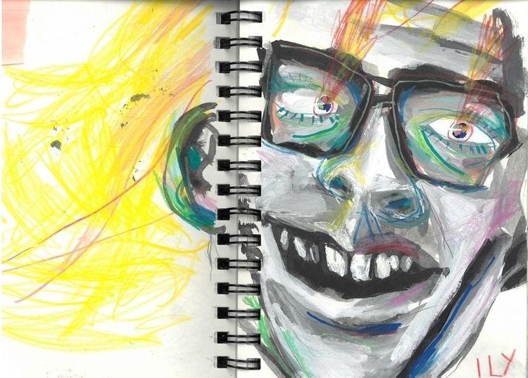 '2020 Sketchbooks IV - illustration - sevd   ello