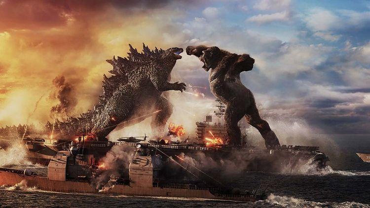epic monster mayhem Godzilla Ko - bonniegrrl | ello