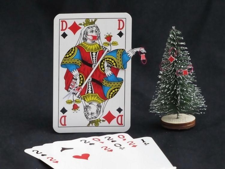 happynewyear, coronaart, playingcards - kriebel | ello