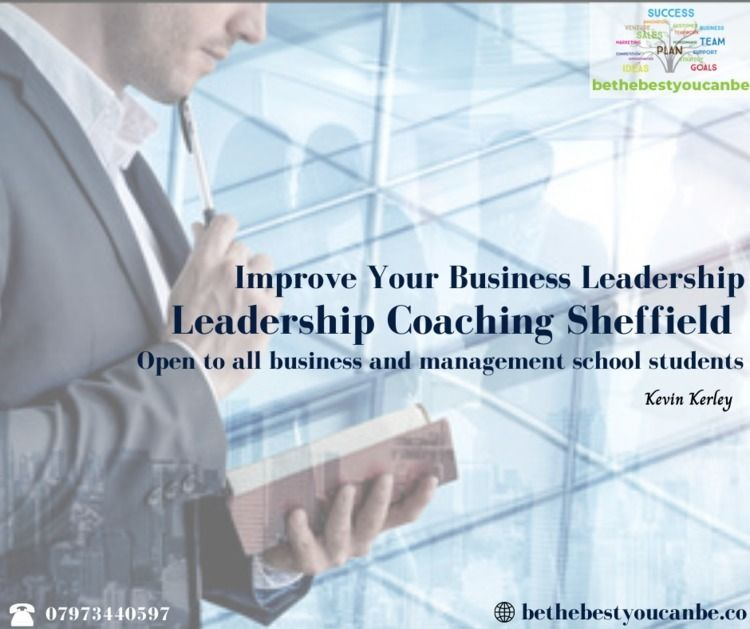 Executive Coach Sheffield | Ent - bethebestyoucanbe | ello